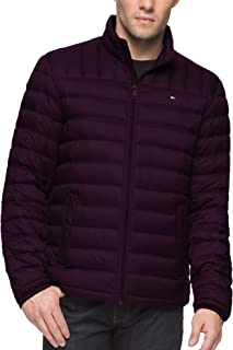 5c4aaeae Tommy Hilfiger Men's Packable Down Jacket (Regular and Big & Tall ...