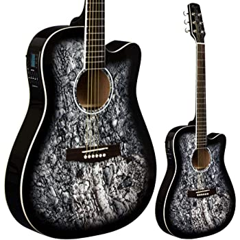 Lindo Guitars - Guitarra electroacústica (preamplificador F-4T ...