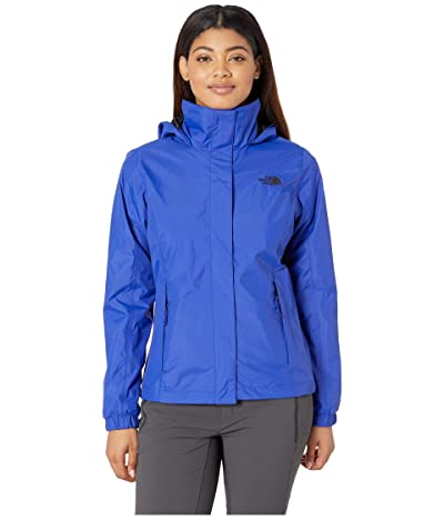 The North Face Resolve 2 Jacket (Aztec Blue) Women