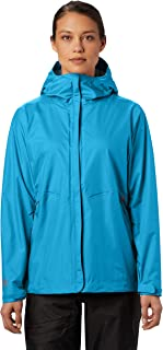 Acadia Jacket Women's Lightweight Waterproof Rain Jacket for Hiking, Camping, Climbing, and Everyday