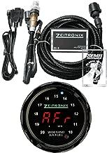 Zeitronix ZT-2 ZR-2 Multi-Gauge AFR Boost EGT & Wideband Datalogging System (Red/Black)