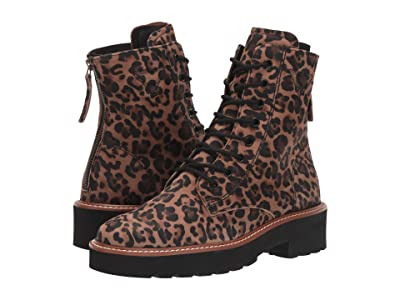 Paul Green Boone Boot (Leopard Sahara) Women