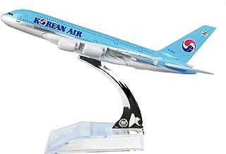 24-Hours Korean Air A380 Plane Model Airplane Models Birthday Gift