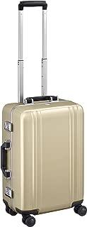 "ZERO Halliburton Classic Polycarbonate 2.0-22"" 4-Wheel Travel Case, Gold (Yellow) - ZRF220-PG"