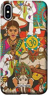 Macmerise IPCIXMPMI1434 Namaste India - Pro Case for iPhone XS Max - Multicolor (Pack of1)
