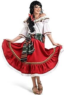 Limit Sport - Disfraz de mexicana para mujer, talla L (MA653 ...