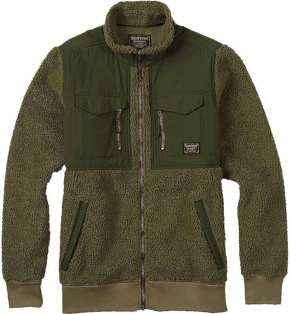 Burton Men's Bower Full Zip Fleece