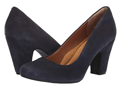 Sofft Madina (Navy King Suede) Women