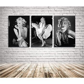 New Marilyn Monroe Subway Dress Canvas Print Wall Art ~ 5 Sizes
