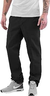 67 Collection - Slim Fit Industrial Work Pants Black 31