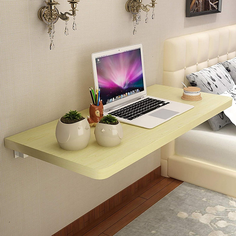 正規激安 YYHJ Wall Mounted 信託 Fold Down Dining Drop-Leaf Table Floating Des