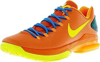 KD V Elite - Team Orange/True Yellow-Total Orange-Photo Blue
