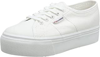 Superga Women's Platform Fashion Sneaker