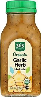 365 by Whole Foods Market, Organic Refrigerated Marinade, Garlic Herb, 12 Fl Oz