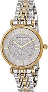 Emporio Armani Watch For Women Ar8032, Analog