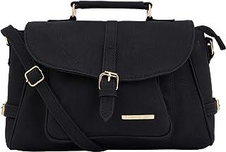Lapis O Lupo Women's Top-Handle Bag (Black)
