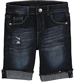 ToBeInStyle Girl's Denim Mini Shorts