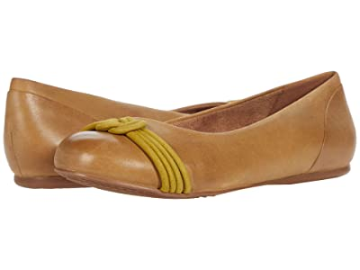 SoftWalk Sonoma Knot (Light Olive Leather) Women
