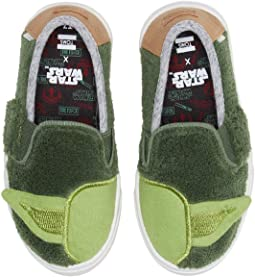 Olive Star Wars Yoda Terry Cloth