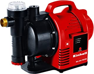 Einhell GC-AW 9036 4176720 - Bomba centrífuga de agua (para uso doméstico- 900 W- capacidad de extracción: 3600 l-h- interruptor de caudal- funcionamiento automático)