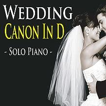 Wedding Canon in D (Solo Piano)