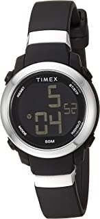 Timex Women's DGTL Stacked Numbers 28mm Watch