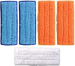 Household Cleaning Tools Accessories for Proscenic 800T Vacuum Cleaner Cleaning 10 Mop Cloths (Color : 12 Pcs) Accessories...