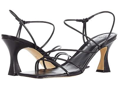 Marc Fisher LTD Dami (Black Leather) Women