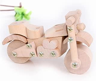 Sala Trend Children Wooden Motorcycle Building Kit