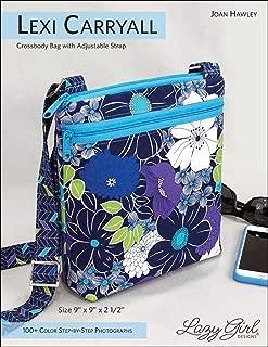 Lazy Girl Design LGD147 Lexi Carryall Booklet Ptrn