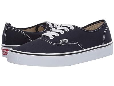Vans Authentictm (Night Sky/True White) Skate Shoes