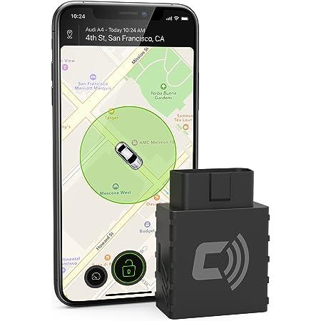 CARLOCK - Localizzatore di Auto Avanzato in Tempo Reale & Sistema di Allarme. Viene Con il Dispositivo e L'App per Smartphone. Può Facilmente Tracciare la Vostra Auto in Tempo Reale & Vi Comunicherà Immediatamente il Comportamento Sospetto. OBD Plug & Play