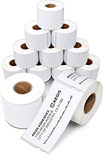 Aegis - Compatible Direct Thermal Labels Replacement for DYMO 30323 (2-1/8