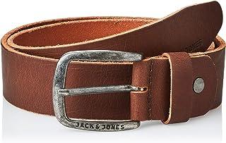 جاك اند جونز حزام جلد الجاكار