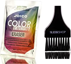 Joico Color Intensity ERASER, Removes Direct Dyes & Semi-Permanent Color in 1 Step, Conditions & Protects, Endless Creative Uses (STYLIST KIT) Cream Haircolor (ERASER)