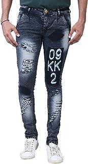 Aarzu Style Men's Slim Fit Jeans