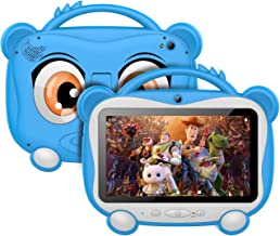 """GOODTEL G6 7"""" Tablet for Kids 16 GB ROM 128GB Extended Memory, Android 10 Tablet Quad-Core, Google Play Pre Installed, Par..."""