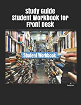 Study Guide Student Workbook for Front Desk