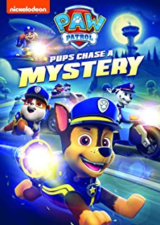 Paw Patrol: Pups Chase A Mystery [DVD]