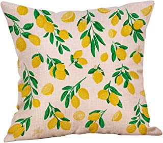Home,Garden,Pillow Case,Pillowcase Summer Sunny Refreshing Pattern Sofa Cushion Cover Household Decoratio Summer Sunshine Cool Pattern Pillowcase C
