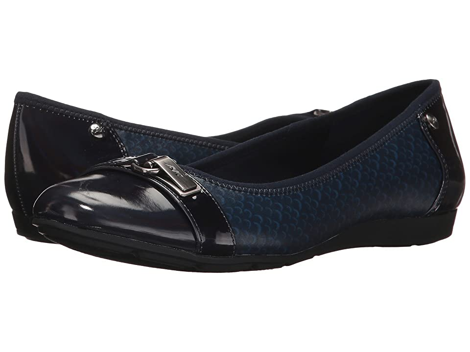 Anne Klein Able (Navy/Black Multi Fabric) Women