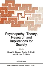 Best psychopathy: theory and research Reviews