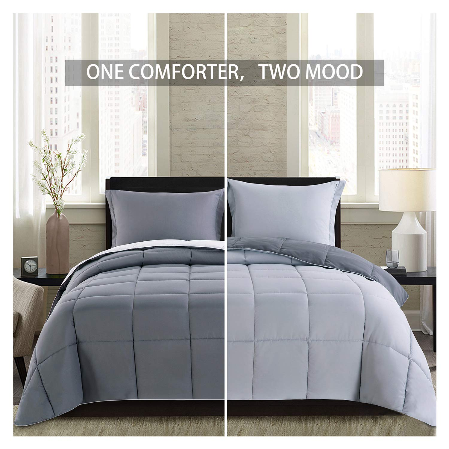 Homelike Moment Lightweight Comforter Set