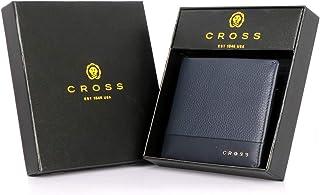 Cross Navy Men's Wallet (AC948366_2-5)