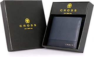Cross Navy Men's Wallet (AC948366_2-5)