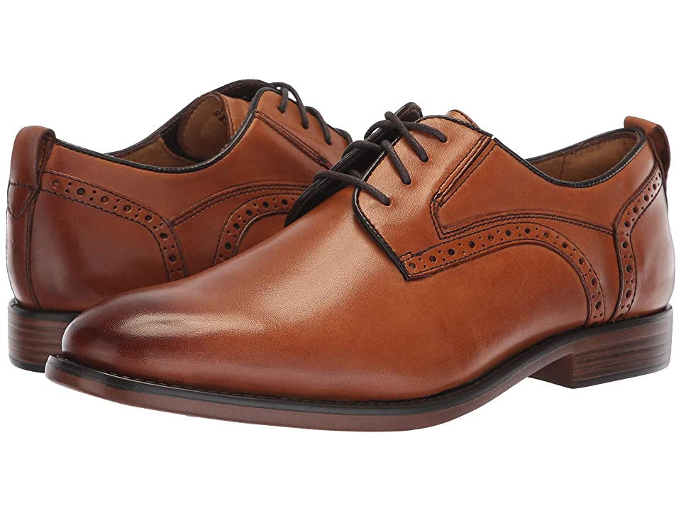 Dockers Henson (Butterscotch Burnished Polished Full Grain) Men s Shoes a61e5de9a