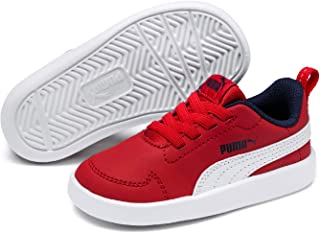 Puma Unisex-Baby Courtflex Ps Sneakers