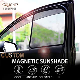 Car Window Sunshade Magnetic for Rav4 2019-2020-Sun Glare and UV Rays Protection for Your Child -Baby Interior Light Shielding Curtain Sunscreen Shade 6 pcs/Set