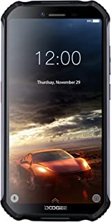 S40,4G SIMフリースマートフォン本体- Android 9.0,5.5インチ HD 全画面 18:9ディスプレイ,2GB RAM + 16GB ROM,IP68 防塵 防水 耐衝撃 アウトドア 携帯電話本体 デュアルSIM(Nano) ...