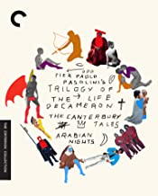 Trilogy of Life: (The Decameron, The Canterbury Tales, Arabian Nights)